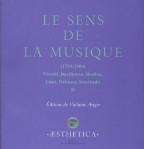 Baixar Sens de la musique (1750-1900), vol.2, le pdf, epub, eBook