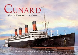 Baixar Cunard the golden years in colour pdf, epub, ebook