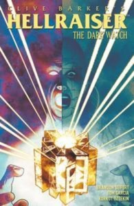 Baixar Clive barker's hellraiser: dark watch vol. 2 pdf, epub, eBook