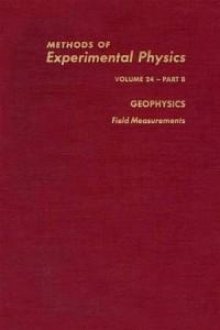 Baixar Geophysics field measurements pdf, epub, ebook