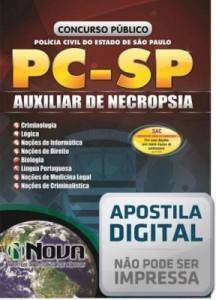 Baixar Apostila Concurso PC – SP – Auxiliar de Necropsia pdf, epub, ebook