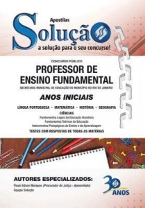 Baixar Apostila Digital Professor de Ensino Fundamental – Anos Iniciais – SME-RJ pdf, epub, ebook