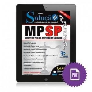 Baixar Apostila Digital MP/SP – Oficial de Promotoria pdf, epub, ebook