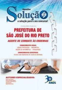Baixar Apostila Digital Prefeitura Municipal de Rio Preto – Agente de Combate às Endemias pdf, epub, ebook