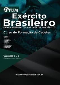 Baixar Apostila Curso de Formação de Cadetes – Exército Brasileiro pdf, epub, ebook