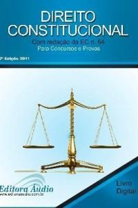 Baixar Direito Constitucional pdf, epub, ebook
