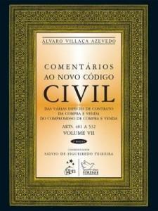 Baixar Comentários ao Novo Código Civil – Arts. 481 a 532 – Vol. VII pdf, epub, ebook