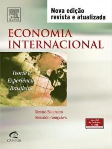 Baixar Economia Internacional – Teoria e Experiência Brasileira pdf, epub, ebook