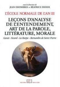 Baixar L'ecole normale de l'an iii. vol. 4, lecons pdf, epub, eBook