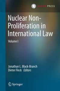 Baixar Nuclear non-proliferation in international law – pdf, epub, ebook