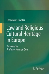 Baixar Law and religious cultural heritage in europe pdf, epub, ebook