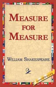 Baixar Measure for measure pdf, epub, eBook