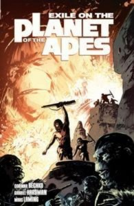Baixar Exile on the planet of the apes vol.1 pdf, epub, eBook