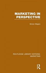 Baixar Marketing in perspective pdf, epub, eBook