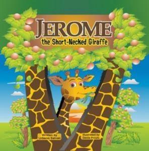 Baixar Jerome, the short-necked giraffe pdf, epub, ebook
