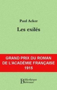 Baixar Exiles, les pdf, epub, ebook