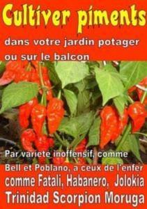 Baixar Cultiver piments dans votre jardin potager ou pdf, epub, ebook