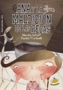 Baixar Ana y la maldicion de las pecas. pdf, epub, eBook