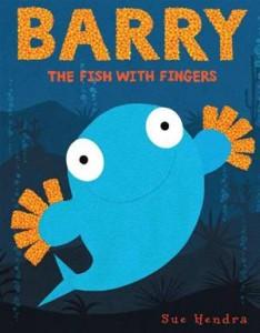 Baixar Barry the fish with fingers pdf, epub, eBook