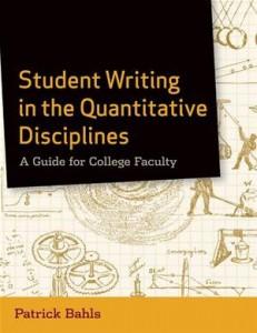 Baixar Student writing in the quantitative disciplines pdf, epub, eBook