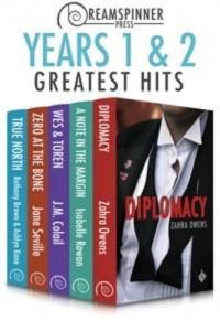 Baixar Dreamspinner press years one & two greatest hits pdf, epub, ebook