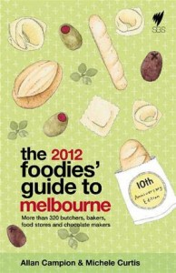 Baixar Foodies' guide 2012: melbourne pdf, epub, eBook