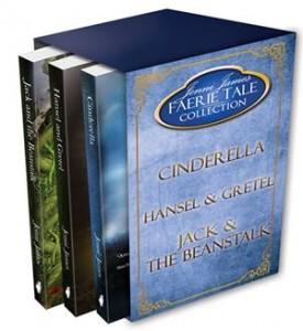 Baixar Faerie tale collection box set #1: cinderella, pdf, epub, eBook