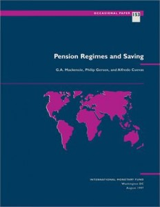Baixar Pension regimes and saving pdf, epub, eBook