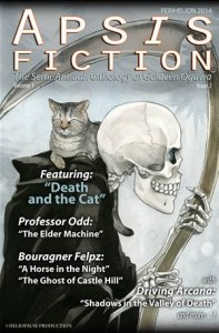 Baixar Apsis fiction volume 1, issue 2: perihelion 2014 pdf, epub, eBook