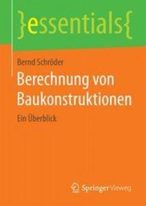 Baixar Berechnung von baukonstruktionen pdf, epub, eBook