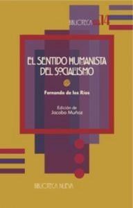 Baixar Sentido humanista del socialismo, el pdf, epub, ebook