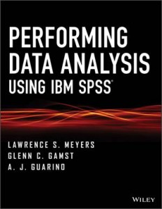 Baixar Performing data analysis using ibm spss pdf, epub, eBook