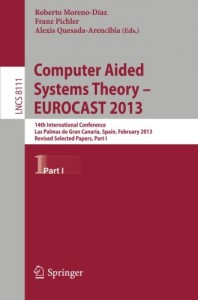 Baixar Computer aided systems theory – eurocast 2013 pdf, epub, eBook