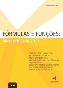 Baixar Fórmulas e Funções Microsoft Excel 2013 pdf, epub, ebook