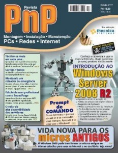 Baixar PnP Digital nº 17 – Windows Server 2008 R2, Prompt de comando, computadores antigos pdf, epub, eBook