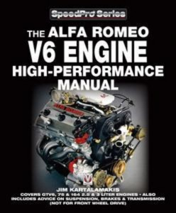 Baixar Alfa romeo v6 engine high-performance manual pdf, epub, eBook
