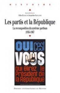 Baixar Partis et la republique, les pdf, epub, eBook