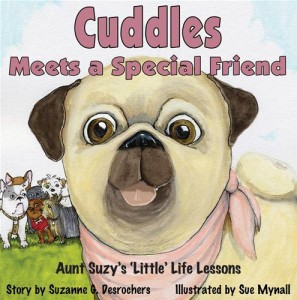 Baixar Cuddles meets a special friend pdf, epub, eBook