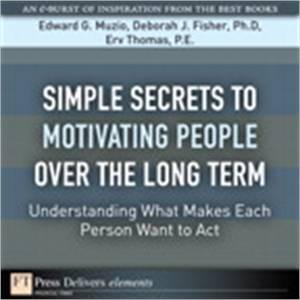 Baixar Simple secrets to motivating people over the pdf, epub, eBook