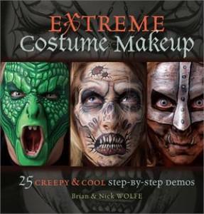 Baixar Extreme costume makeup pdf, epub, eBook