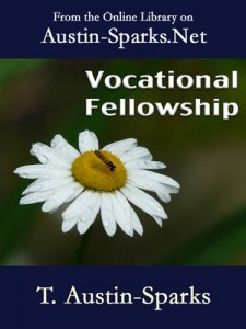 Baixar Vocational fellowship pdf, epub, eBook