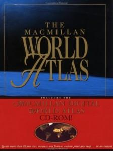 Baixar Macmillan world atlas with digital atlas cd rom pdf, epub, eBook