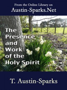 Baixar Presence and work of the holy spirit, the pdf, epub, eBook