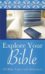 Baixar Explore your bible pdf, epub, ebook