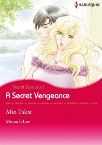 Baixar Secret vengeance (harlequin comics), a pdf, epub, eBook