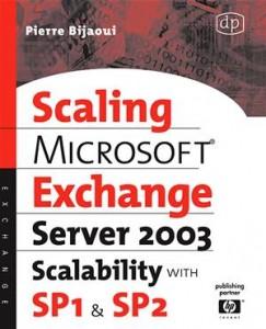 Baixar Microsoft exchange server 2003 scalability with pdf, epub, eBook