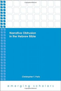 Baixar Narrative obtrusion in the hebrew bible pdf, epub, ebook