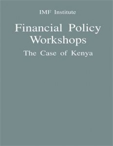 Baixar Financial policy workshops: the case of kenya pdf, epub, eBook
