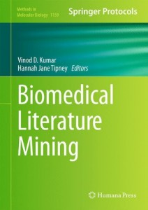 Baixar Biomedical literature mining pdf, epub, eBook