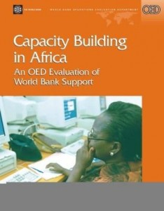 Baixar Capacity Building in Africa: An Oed Evaluation of World Bank Support pdf, epub, eBook